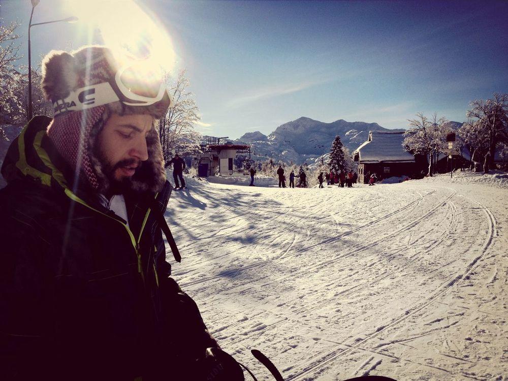Snowboarding Slovenia