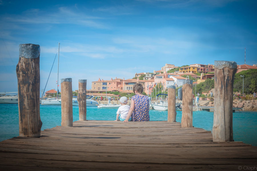 Water Sea Travel Destinations Outdoors Wood - Material Sky Day Summer Yacht Landing Stage Jetty, Pier Sommergefühle Done That. Connected By Travel An Eye For Travel