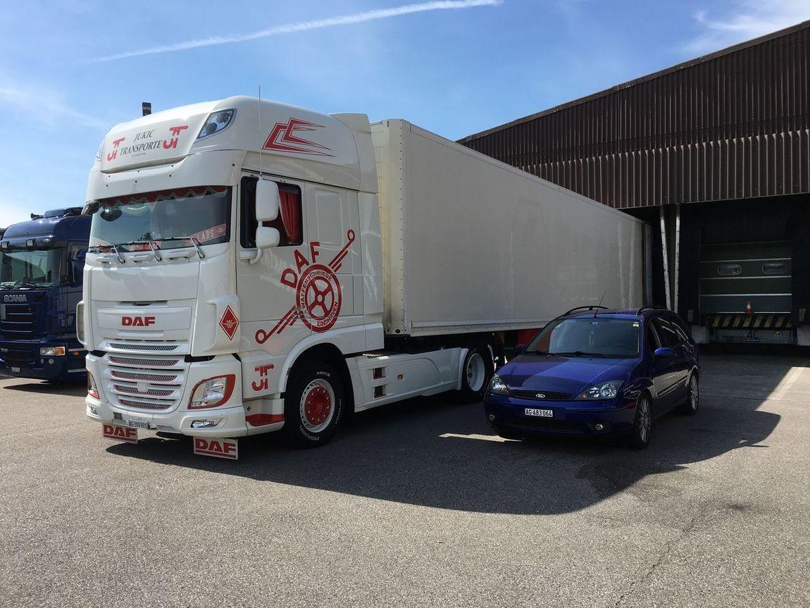 Transportation Land Vehicle Mode Of Transport Parking Trucks Truck My Life My Truck My Love❤ Hello World