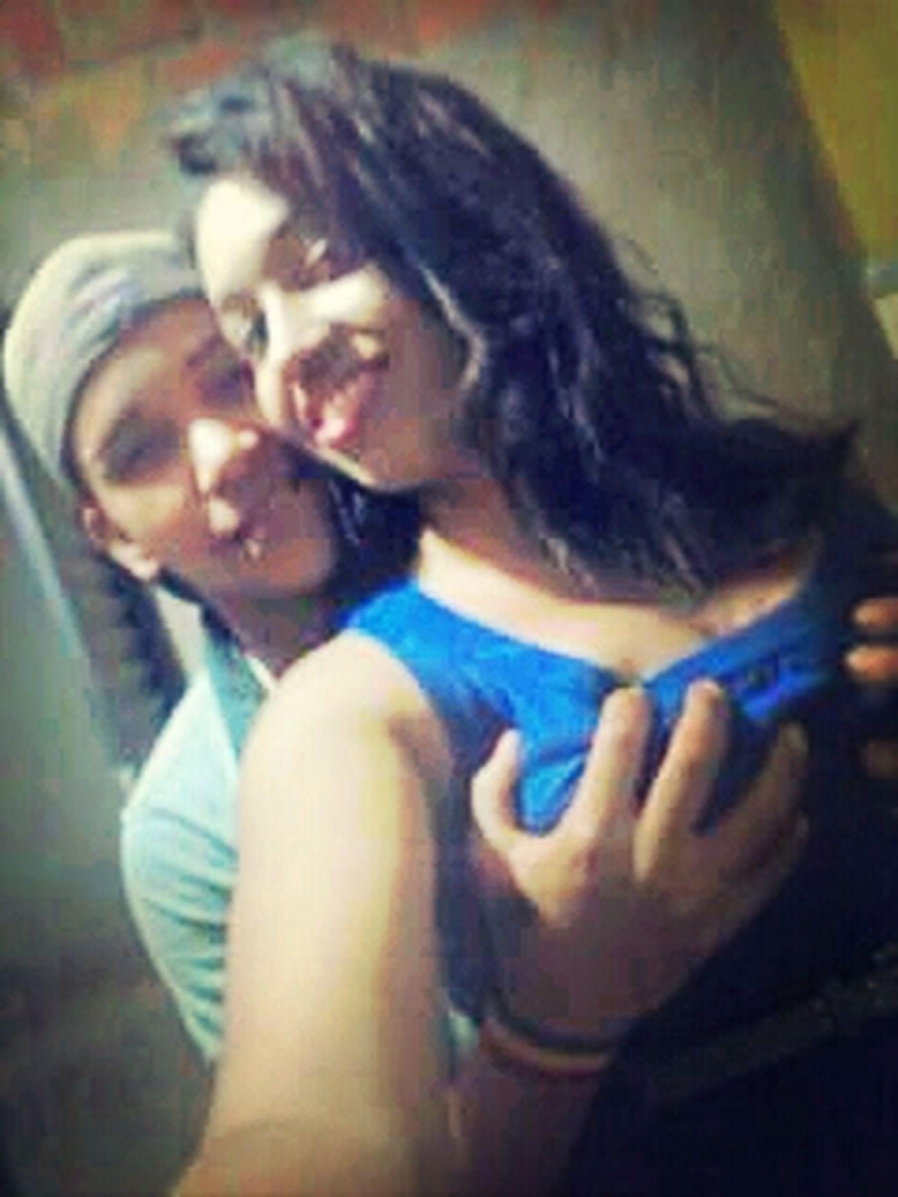 Lesbicas Amor Pretinha Amore Mio ❤