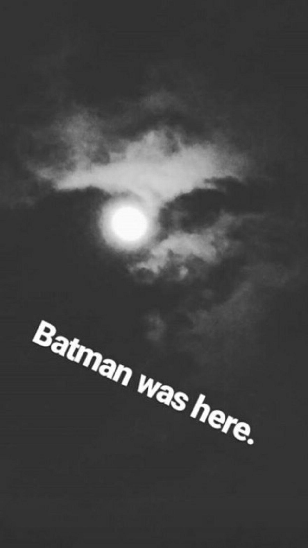 Night No People Batman