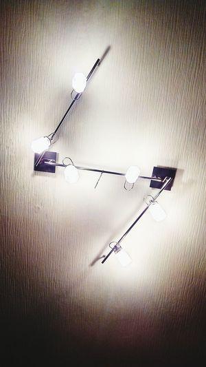 Zigzag Chandelier Light Bulbs