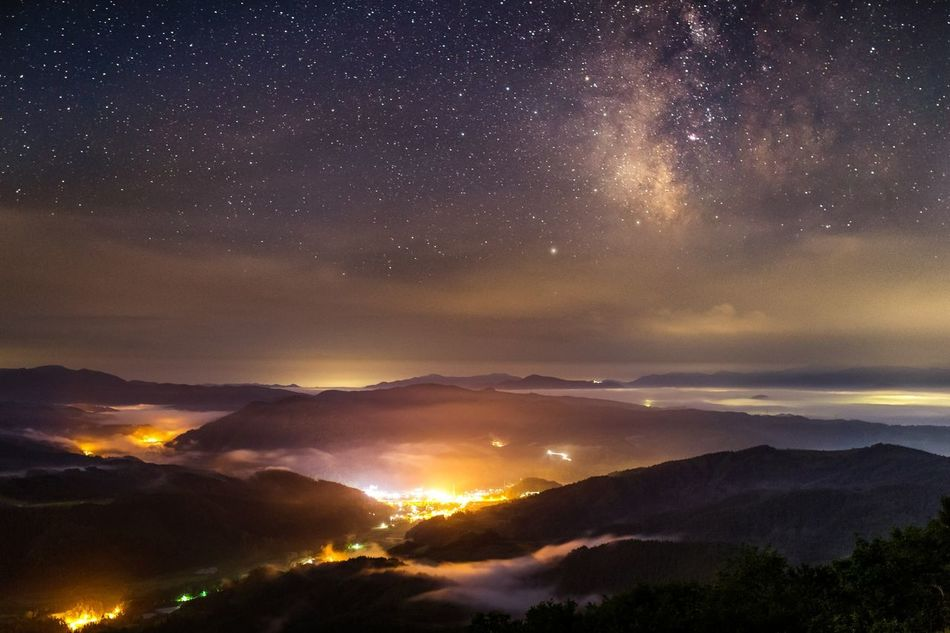 Beautiful stock photos of stars, Abundance, Aerial View, Beauty In Nature, Cloud