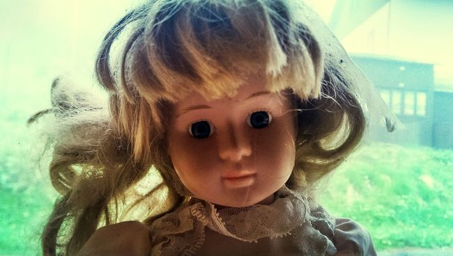 My Doll Looking Creepy Narbe Beauty