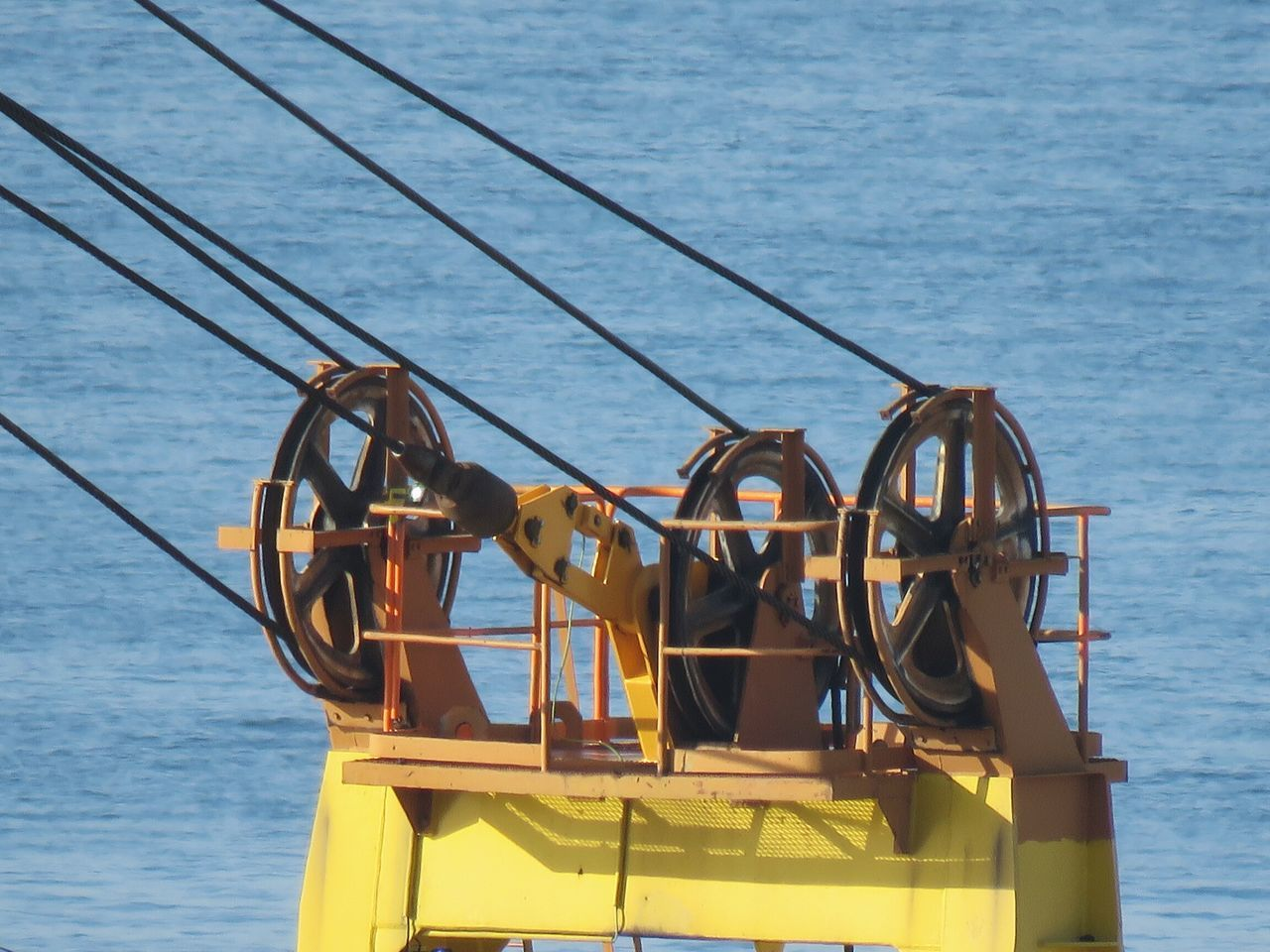 Sea Industry Outdoors No People Sailing Ship Day Industry Machinery From My Point Of View 3XSPUnity Eye4photography  Working Work Work In Progress Work Tool Machine Water
