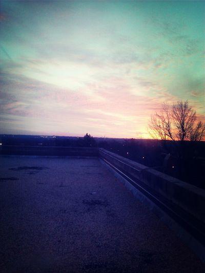 Yesterday's View