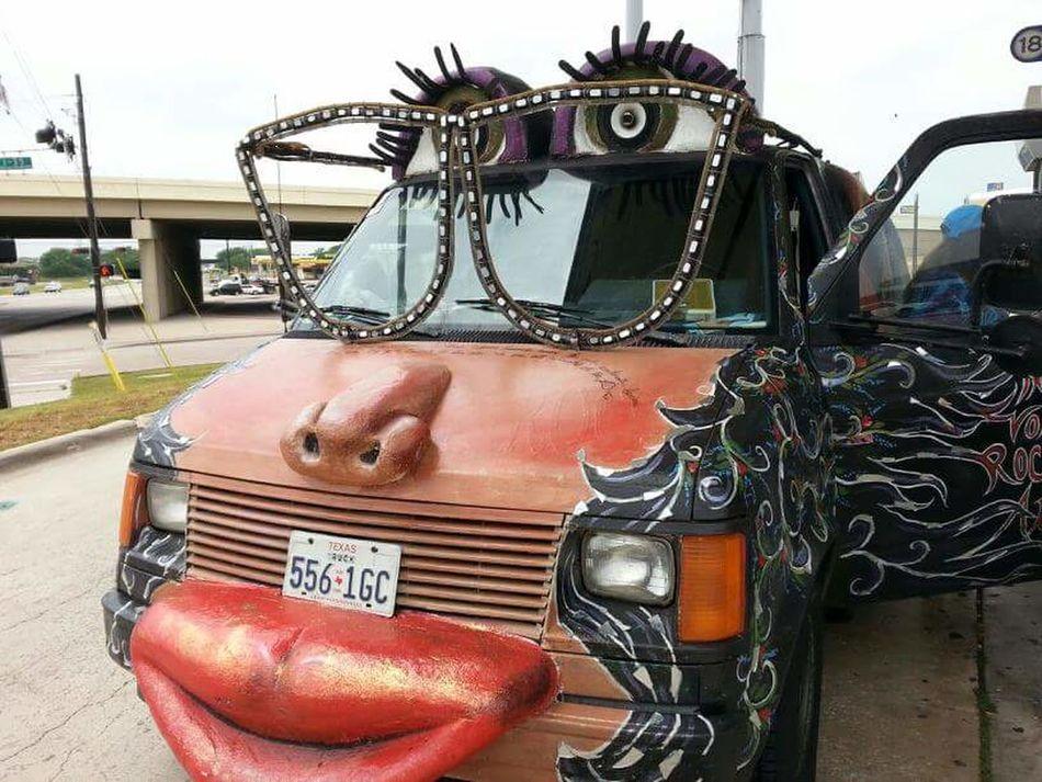 Art Cars Creativity Road Trip