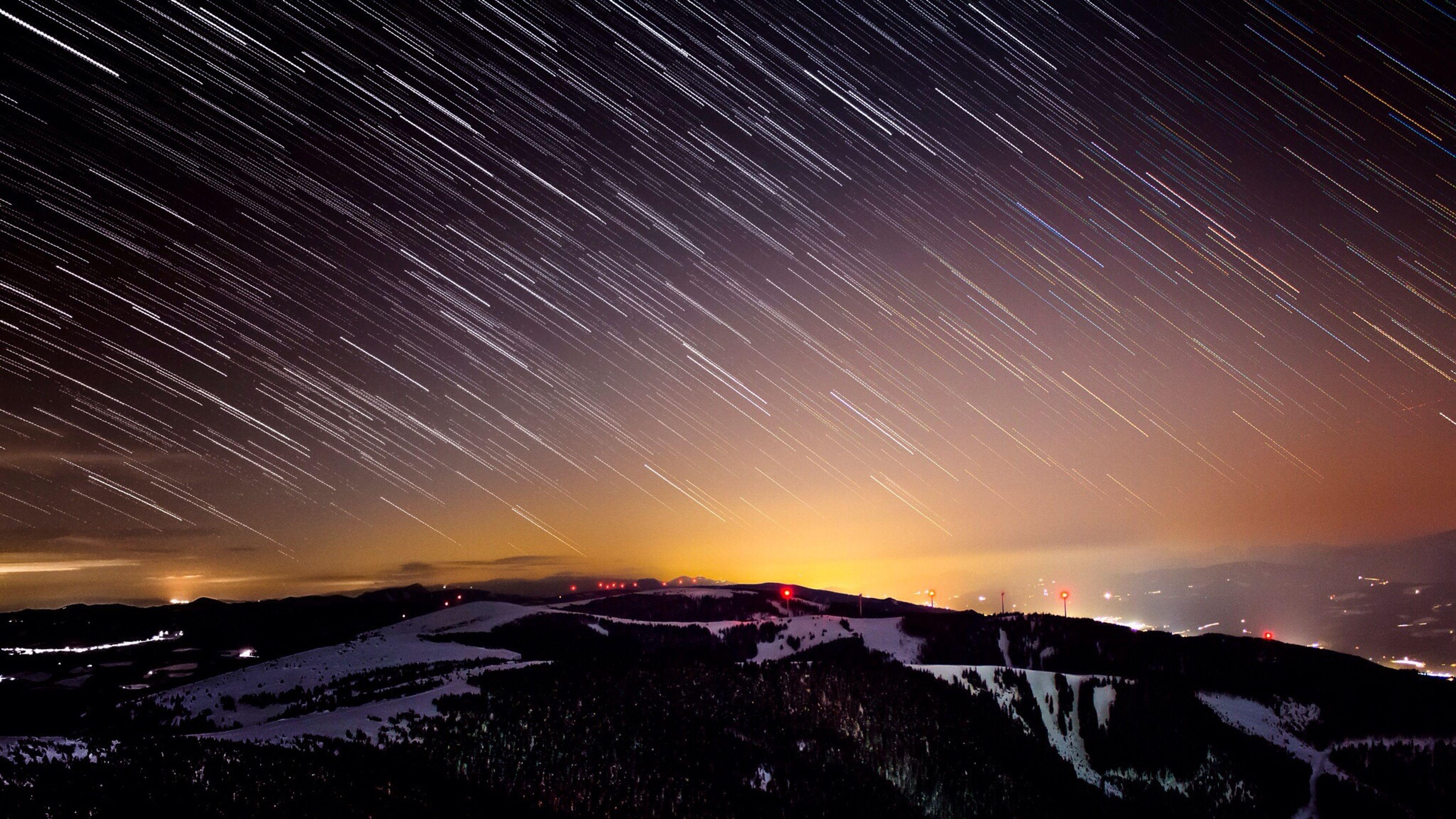 Startrails Stars Astro Photography