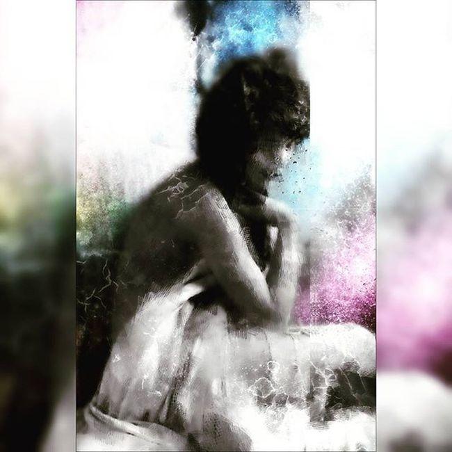 My first attempt at painting. Digitalart  Digitalpainting Photomanipulation