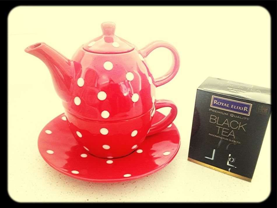 Tea for one :D