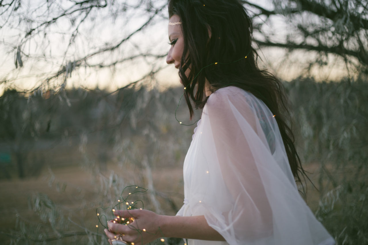 Airy Carefree Day Feminine  Flowy Flowy Hair Girl Portrait Girly Grace Graceful Hands Lights Living Room Nature One Person Peaceful Peaceful Moment Peaceful Place Poet Pretty Pretty Girl Pretty Girls Do Pretty Things  Smile Whimsical Young