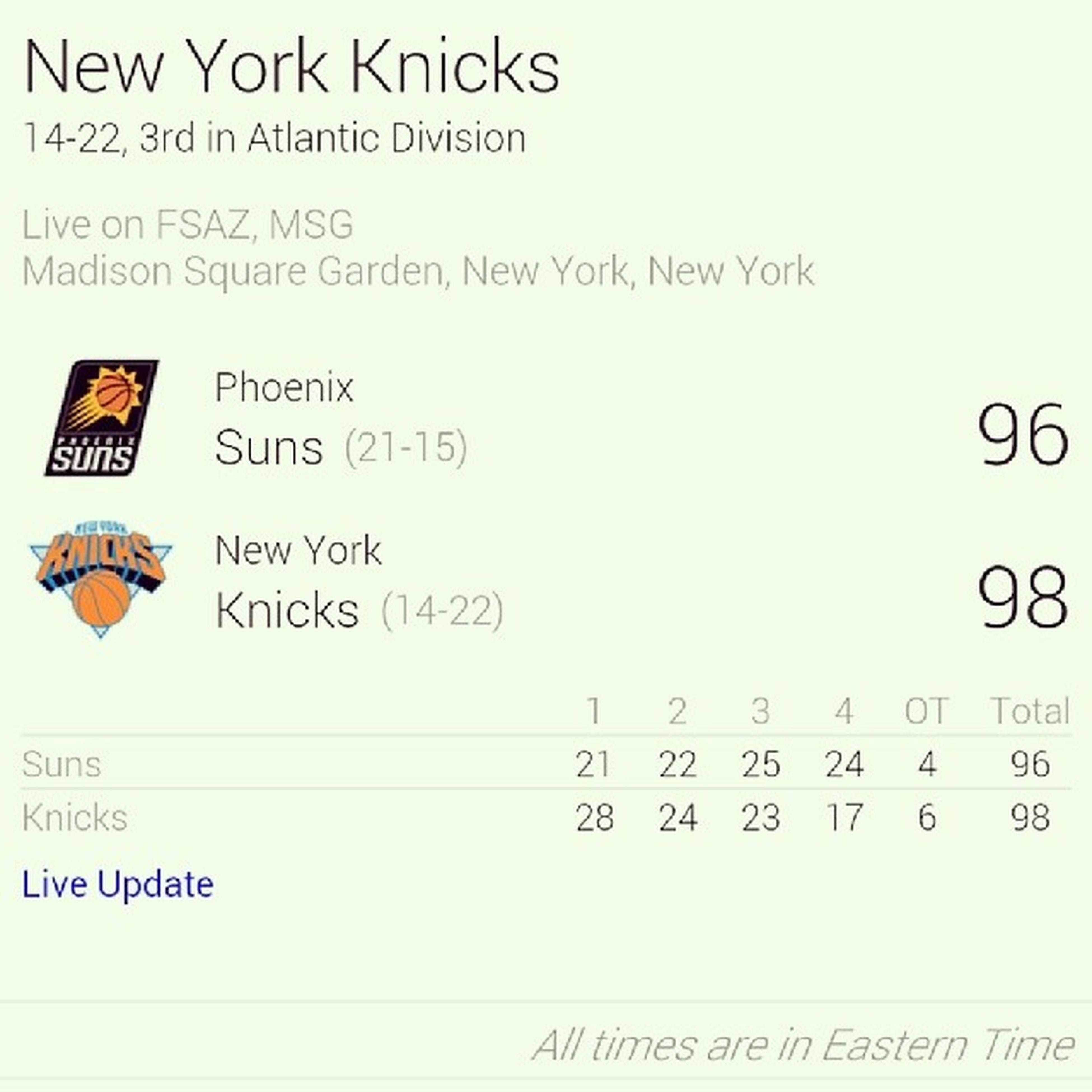 Another WIN for the New York Knicks!!! Carmeloanthony 7 29points 16rebounds 4assists NewYorkKnicks NYK NYAllDay Knickerbockers KnicksFanforLife KnicksFanTilDeath Knickstape WeAintNewToThis WeTrueToThis IBleedOrangeandBlue Letskeepitup letsgoNewYork GoNYGoNYGo hatersgonnahate NYKAllDay winnerwinnerchickendinner fiveinarow howyoulikemenow effthehaters effthebs werepresentNY WeWon @djshameer1