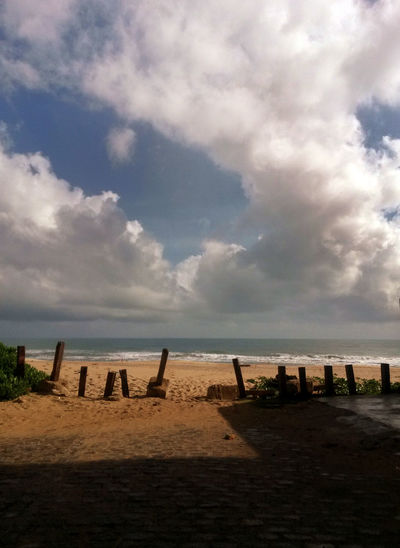 Beach Beauty In Nature Cloud - Sky Day Horizon Over Water Nature No People Outdoors Sand Scenics Sea Shore Sky Summer Tranquil Scene Tranquility Vacations Water