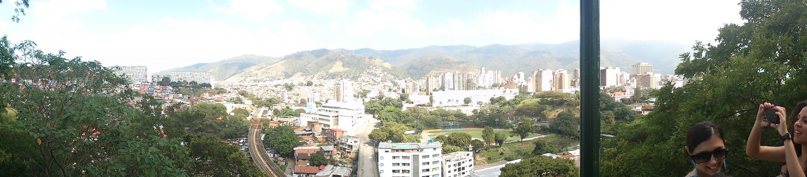 Vista ( Panorámica ) de El Calvario