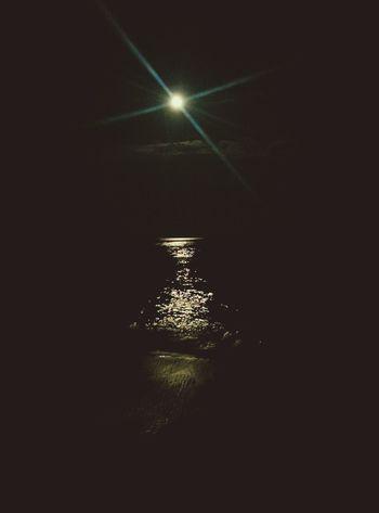 Shining bright like a diamond. Beach Moon Beautiful Homesweethome