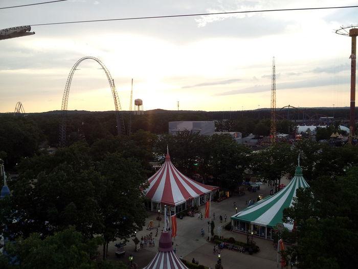 Six Flags!