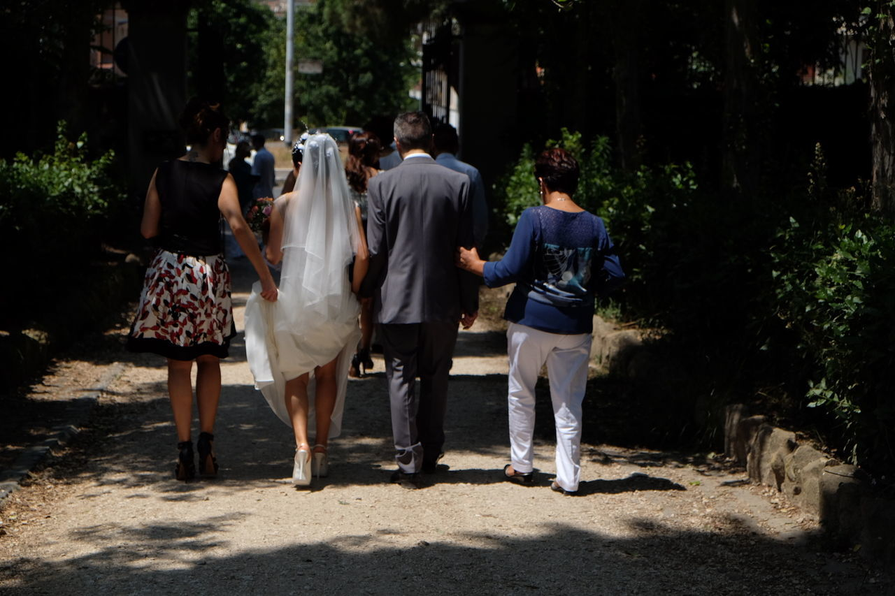 Married Marriage  Martiage Ceremony Spouses People People Photography Streetphotography Street Photography Just Married