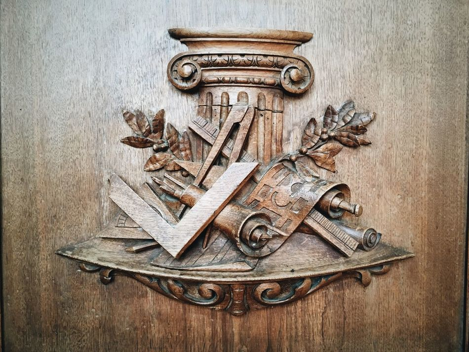 Carving Carving - Craft Product Carving Art Carving In Wood Carvings Close-up Day Freemason Sign Freemasonry Indoor Mason No People Odessa Odessa,Ukraine Ukraine Wooden Wooden Sculpture Wooden Sculpure