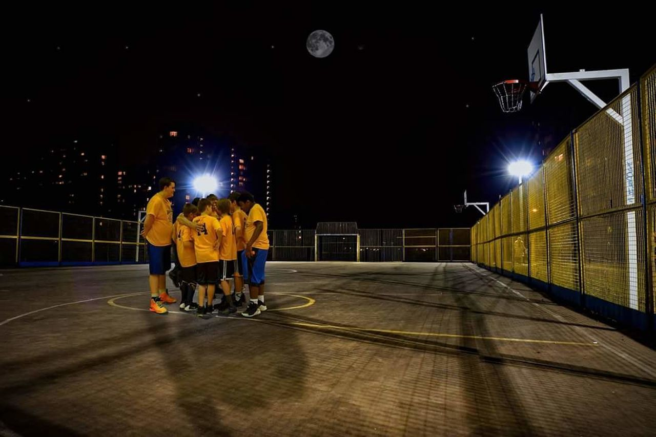 Teamwork makes the dream work. Basketball Champions Peptalk Kids Sports Photography Sports LGG4ography