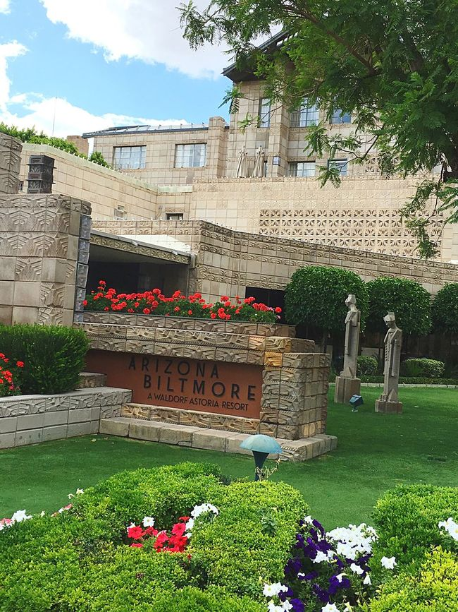 Arizona Waldorf Astoria Resort Traveling Travel Travel Destinations Frank Lloyd Wright Resorts