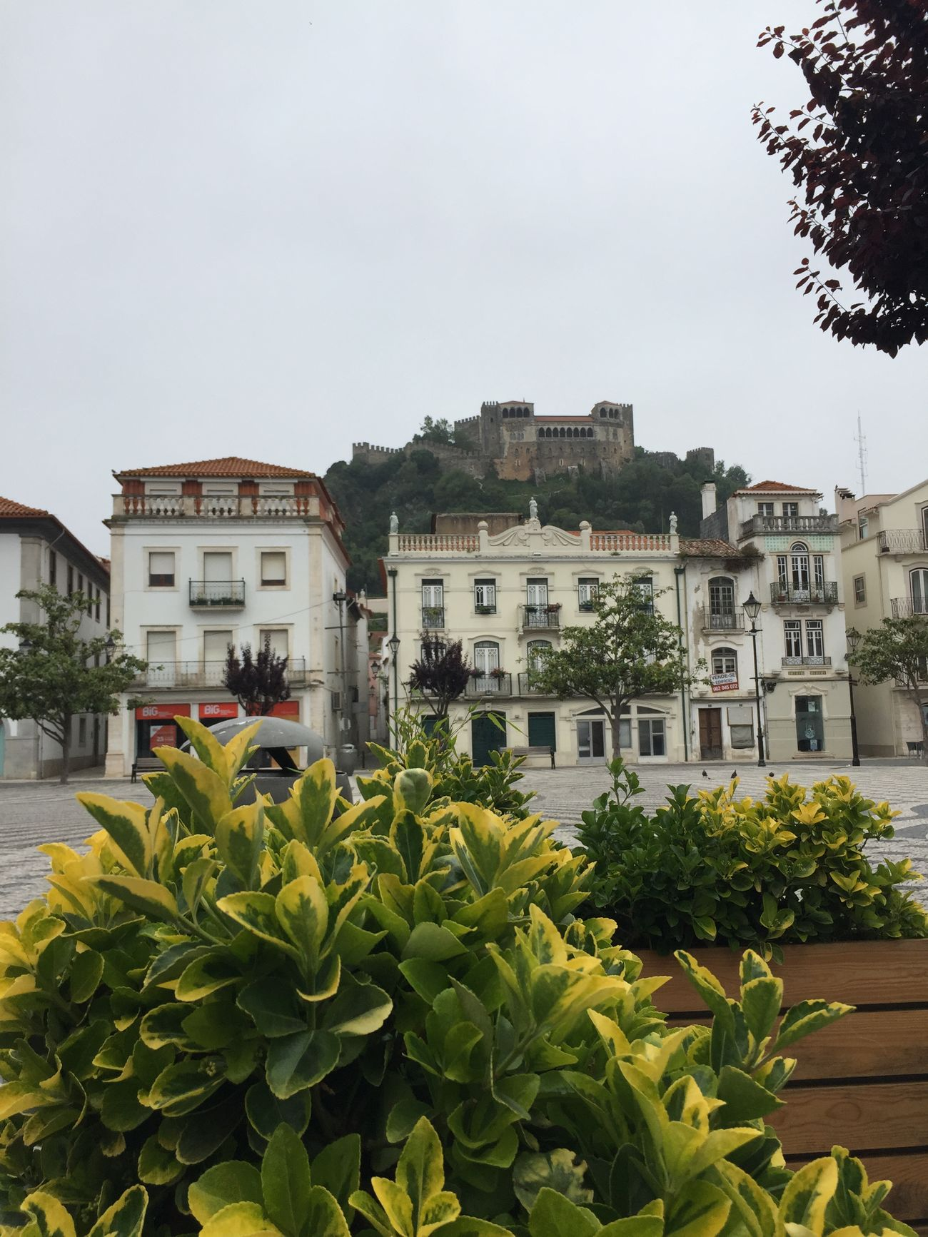 Leiria Morning Sundaymorning Sunday No Filter Enjoying Life Castle Portugal