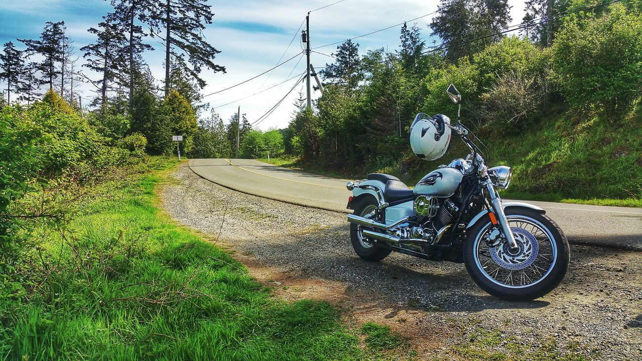 Motorcycles Motorbike Motorcycle Photography Driving Around Motorcycle Life Just Driving Open Road Sunny Afternoon Vstar Vstar650 Vstarcrew
