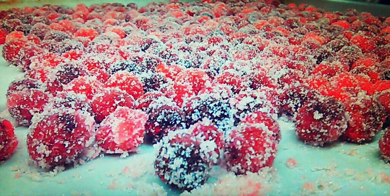 Festive Season Sparkling Cranberries