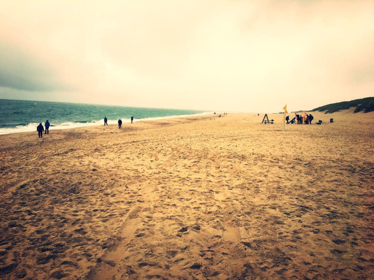 Beach Holidays Dunes Sand Dune