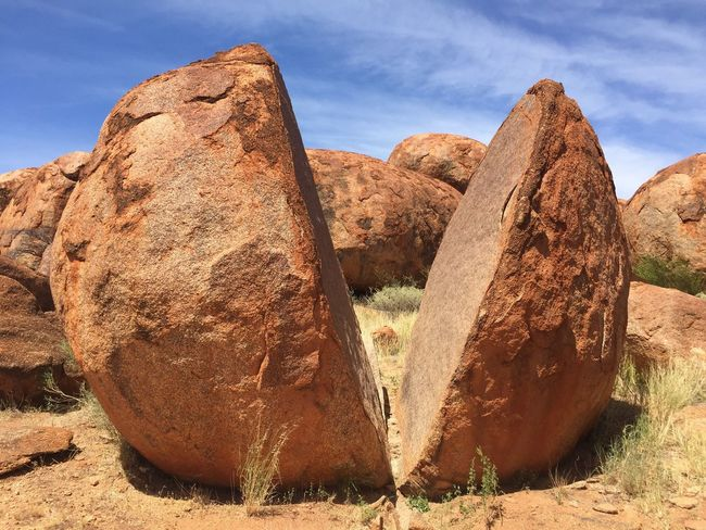 Devils Marbles Outback Nature Australian Outback Australia Outbackaustralia Stuart Highway Steine Felsen Rocks Rocks And Minerals The KIOMI Collection The Great Outdoors With Adobe
