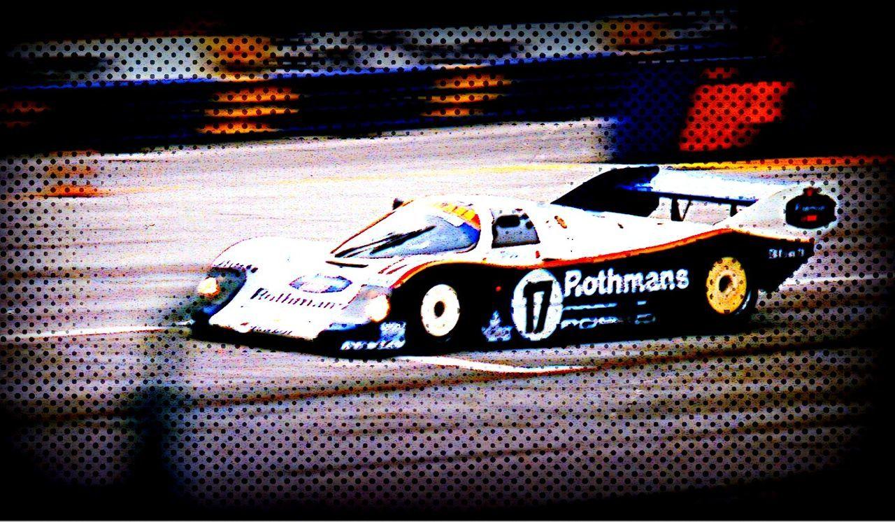 Monza Italy Race Stuck Porsche PorscheDesign Rothmans Oldtimer Track