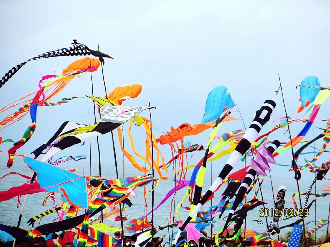 石門風箏節(Shimen, the kite festival). Kite Relaxing Taking Photos Beautiful Day Hanging Out 石門