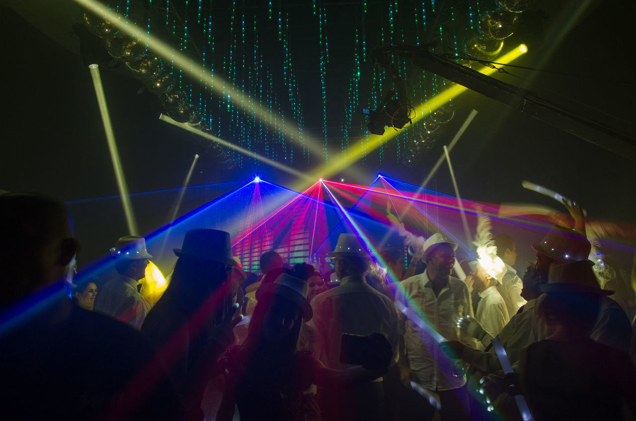 Discotheque Party People People Dancing Discoteque Discoteca Laser Lasershow Laser Show Laser Lights  Light Show Partying Party Time Party Party Time! Peoplephotography Celebrating People Having Fun Dancing Leisure Activity Party Party Party Laserlight