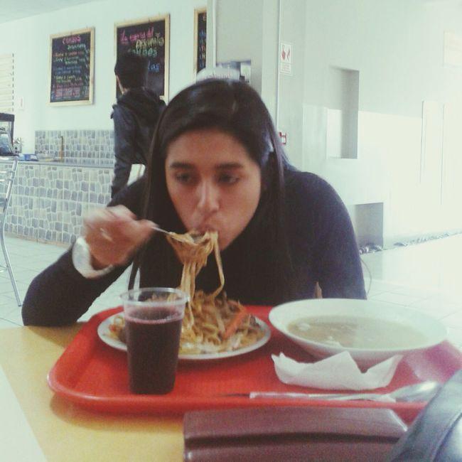 Jazmin  En pleno ataque jajajajajajaja Food Porn Glotona Friend!❤ usil♡