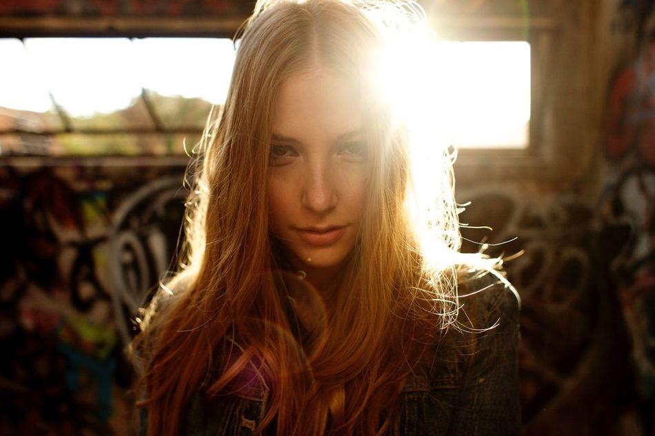 Beautiful stock photos of sunshine, Beautiful, Blonde Hair, Close-Up, Content