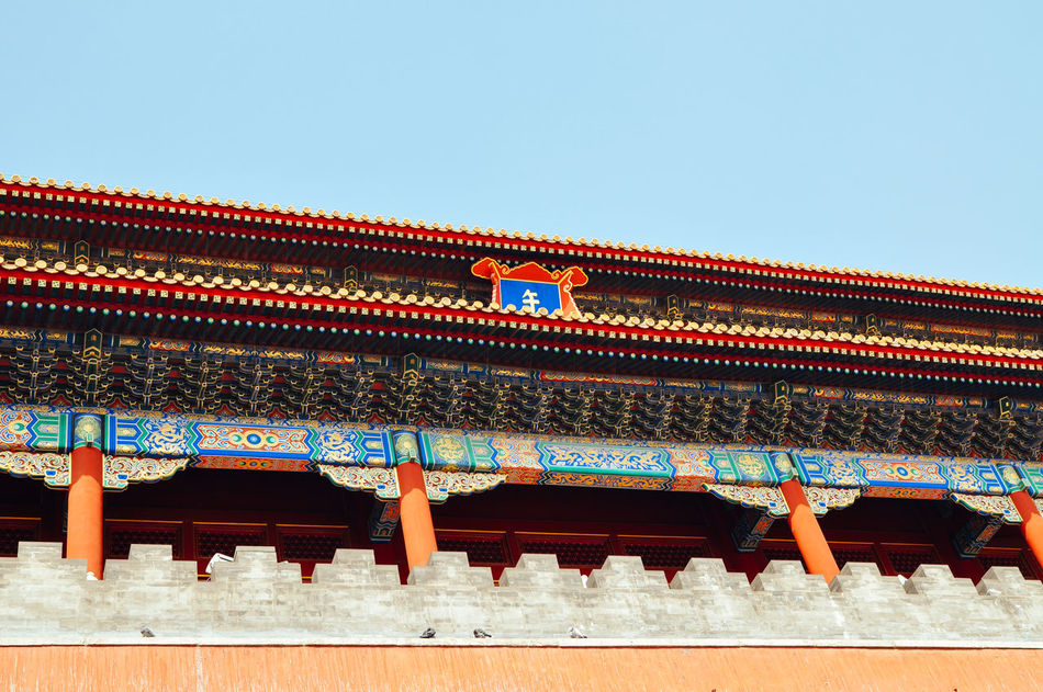Beautiful stock photos of china, Architecture, Beijing, Building Exterior, Built Structure