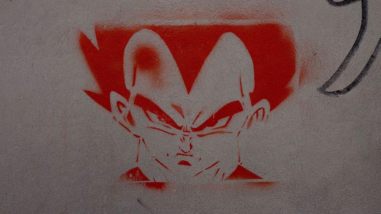 Close-up Graffiti Graffiti Art Heart Shape Love No People Painted Image Red Wall - Building Feature