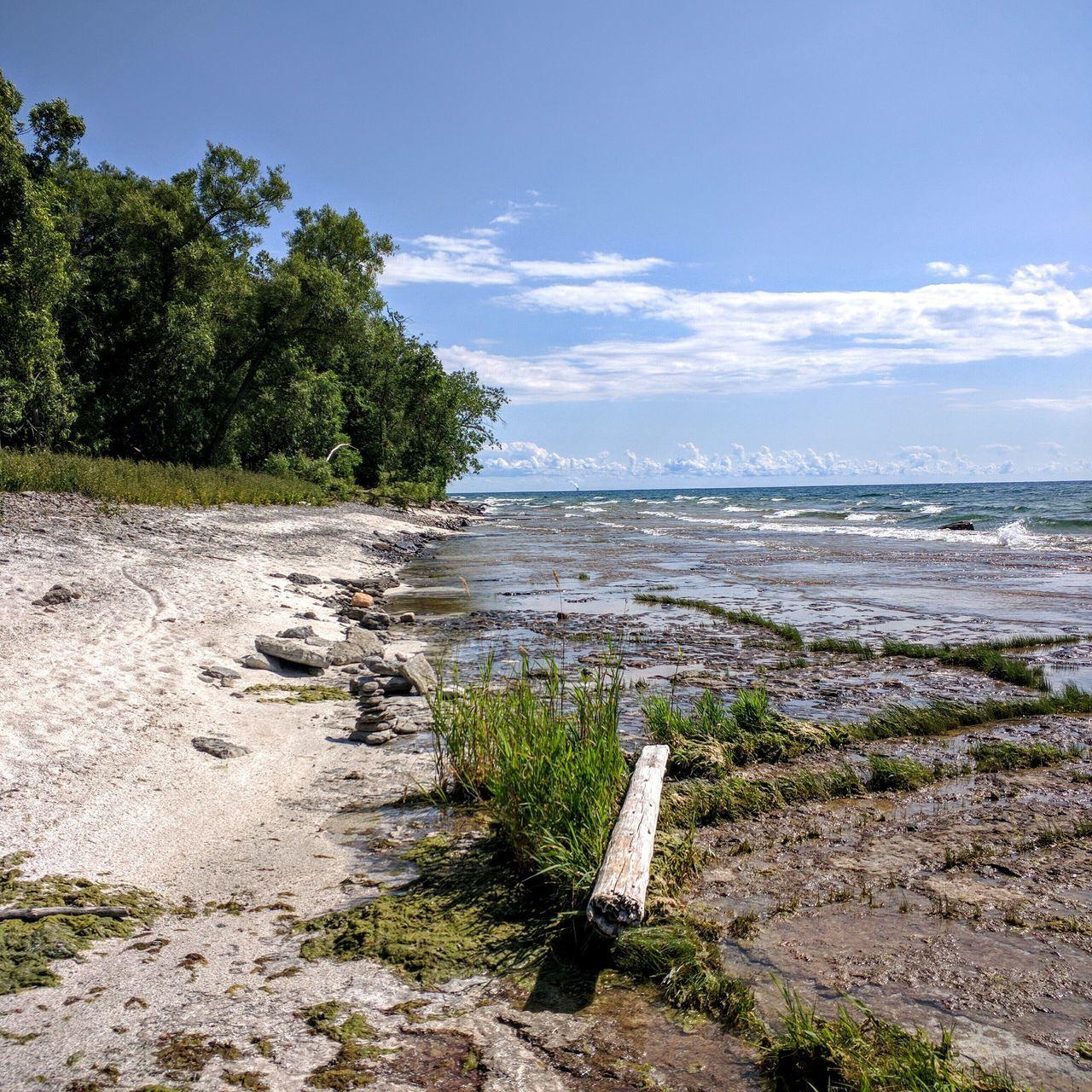 At the beach Beach Lake Ontario Water Enjoying The Sun Escaping