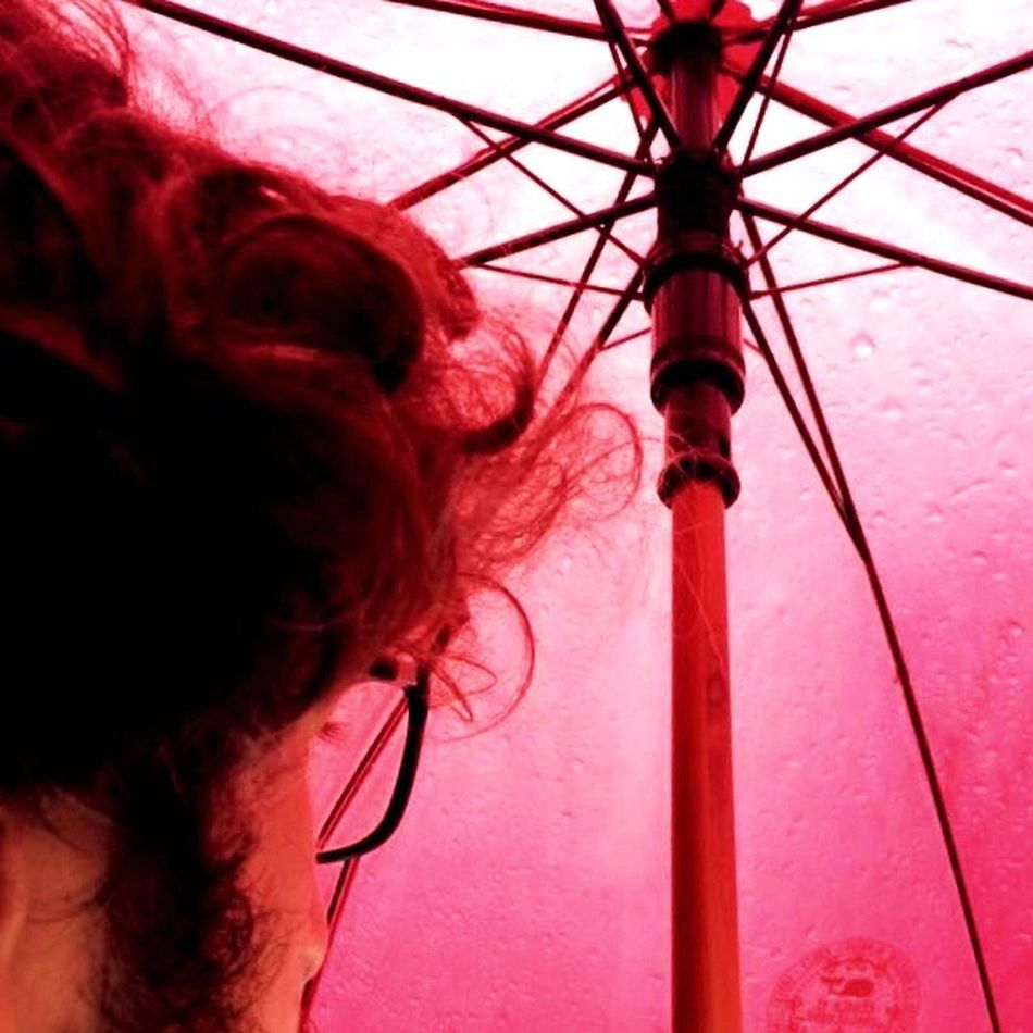Pinky Umbrella