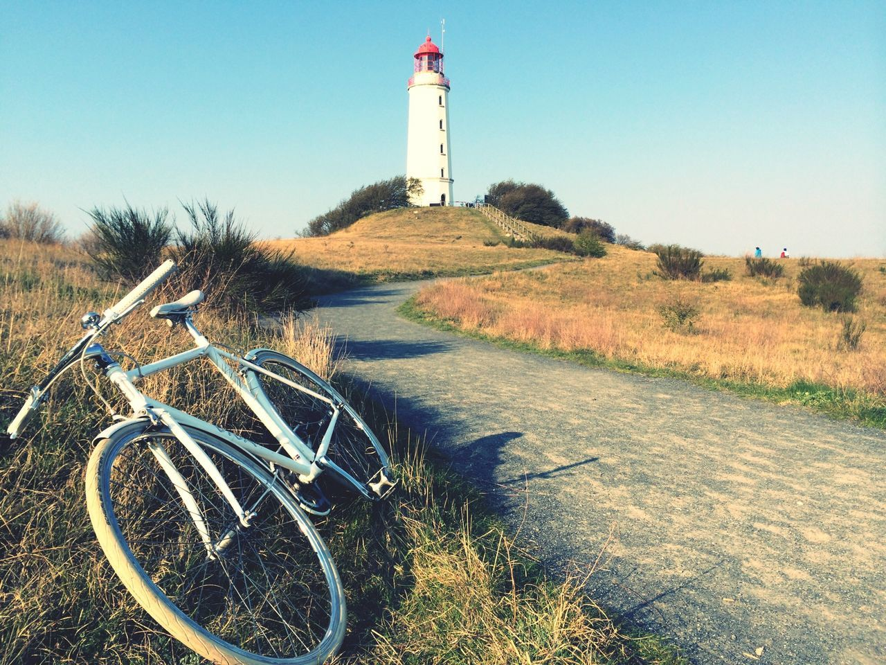 Beautiful stock photos of bike, Architecture, Bicycle, Blue, Built Structure