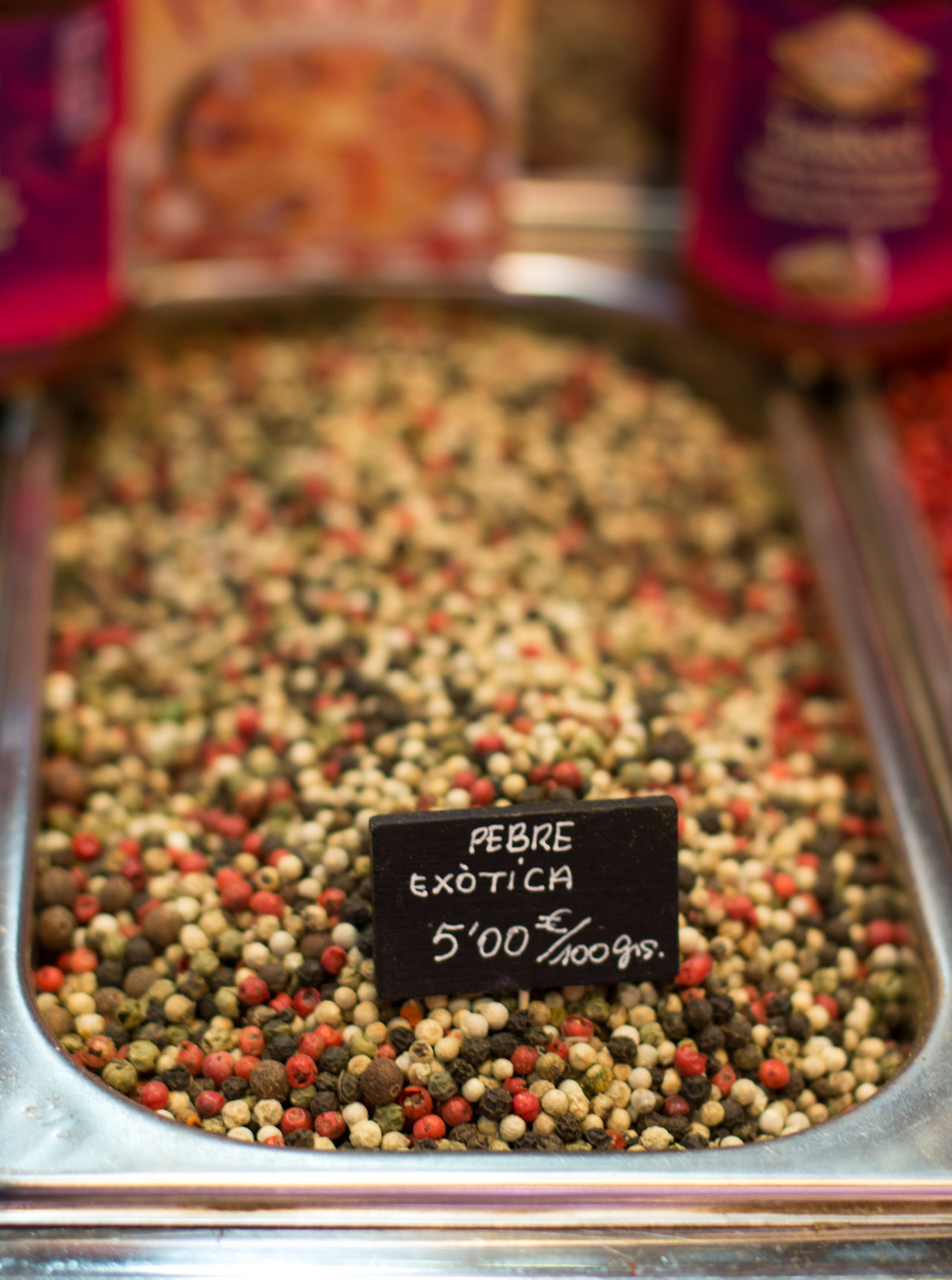 Pebre Exotica Poivre Peppercorns Mixed The Shop Around The Corner