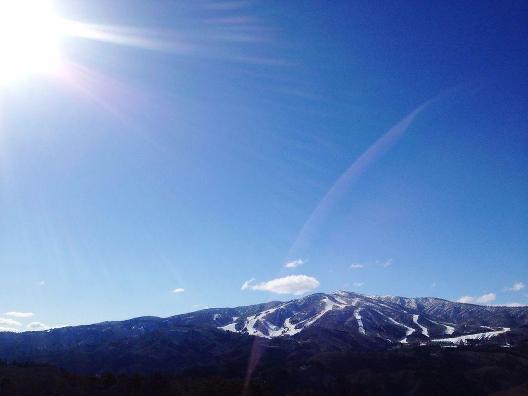 Cloud And Sky Sunshine