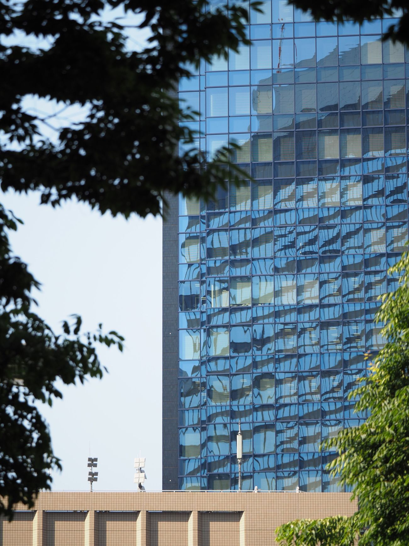 Reflections In The Glass Windows Reflection Architecture Building Exterior The Purist (no Edit, No Filter) The Architect - 2017 EyeEm Awards EyeEm Best Shots - Architecture EyeEm Best Shots Snapshot Taking Photos Walking Around お写ん歩