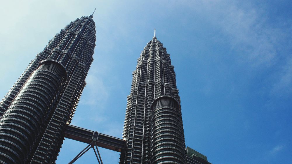 The Architect - 2016 EyeEm Awards Malaysia KLCC Twin Towers