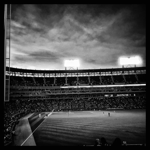 Home of the Chicago white sox. Chicago Black And White In Black And White Windycity Chicagostreets I See Black And White Dark Throughmyeyez Clouds And Sky Southside