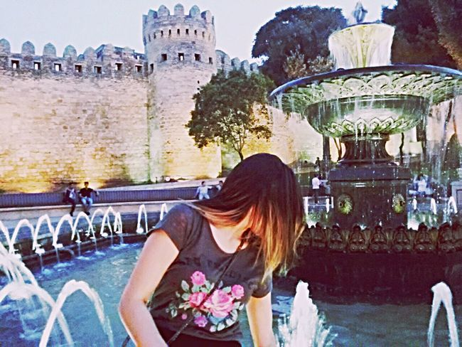 Oldcity Hello World Hi! Baku 2015  Baku 2015