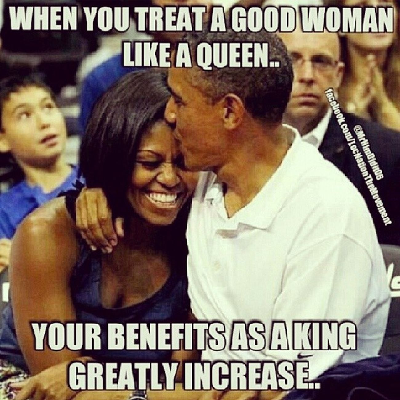 If you got a good woman treat her right, or another man will..simple as that. A King recognizes when he has a Queen. If he not treating you like a Queen then he's not a King, and fellas if she not acting like or being a Queen don't give her the benefits of one. You deserve just as good as she does. KingStatus WheremyQueen ? Powermoves Movingforward notimeforgames