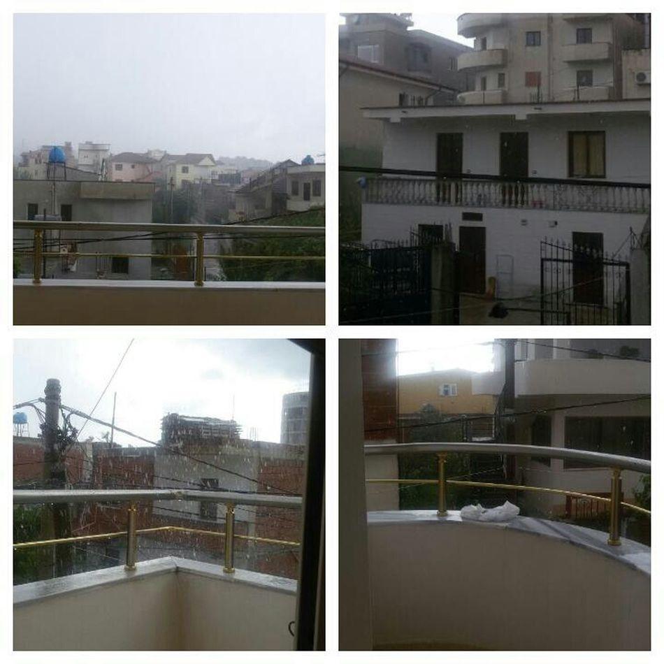 Rainy Day Raining Outside Raining Heavily :/ We Need Sun Tirana Albania Tirana View