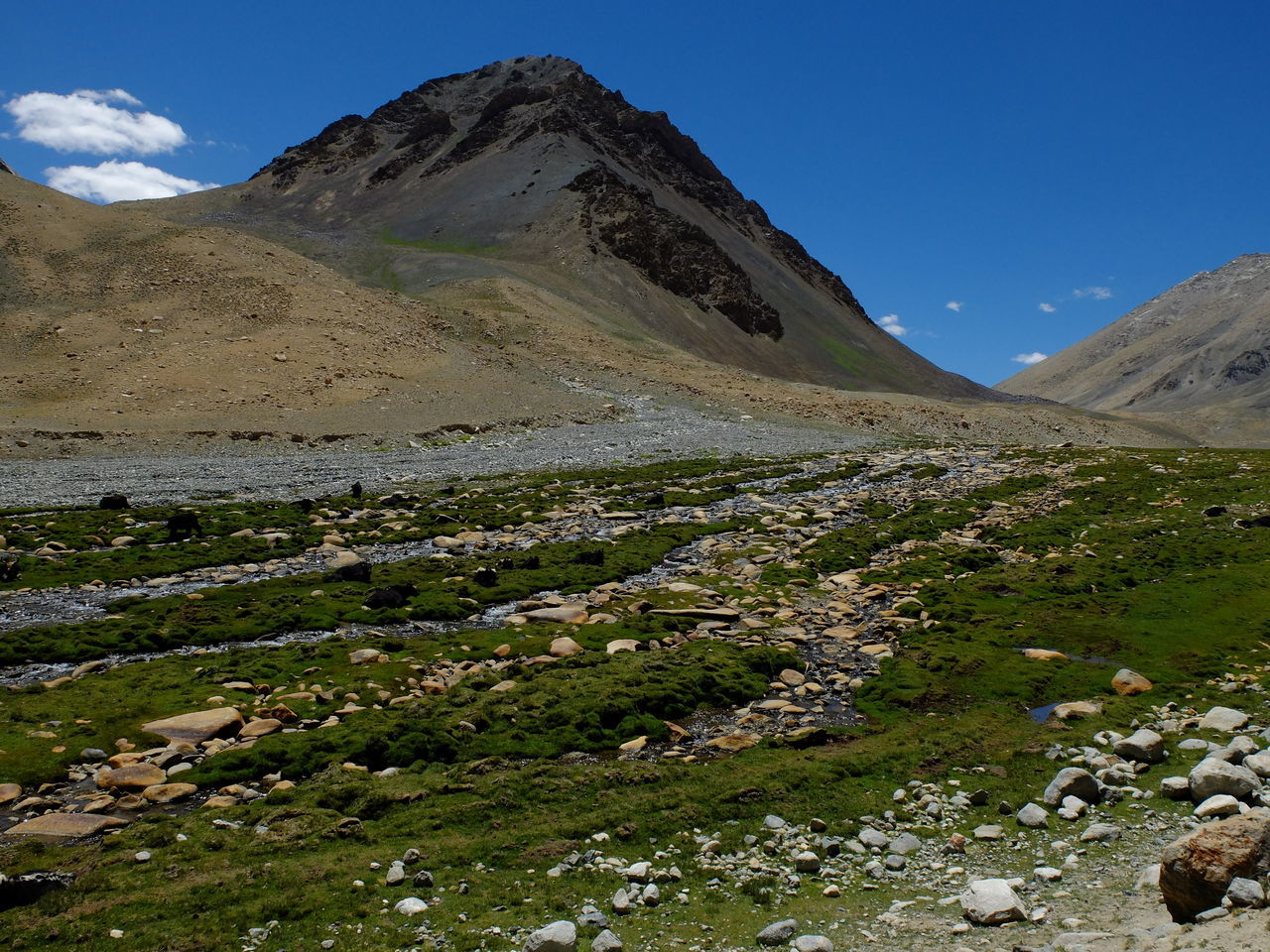 Beauty In Nature Day Jammu And Kashmir Landscape Leh Ladakh Mountain Nature No People Outdoors Sand Dune Scenics