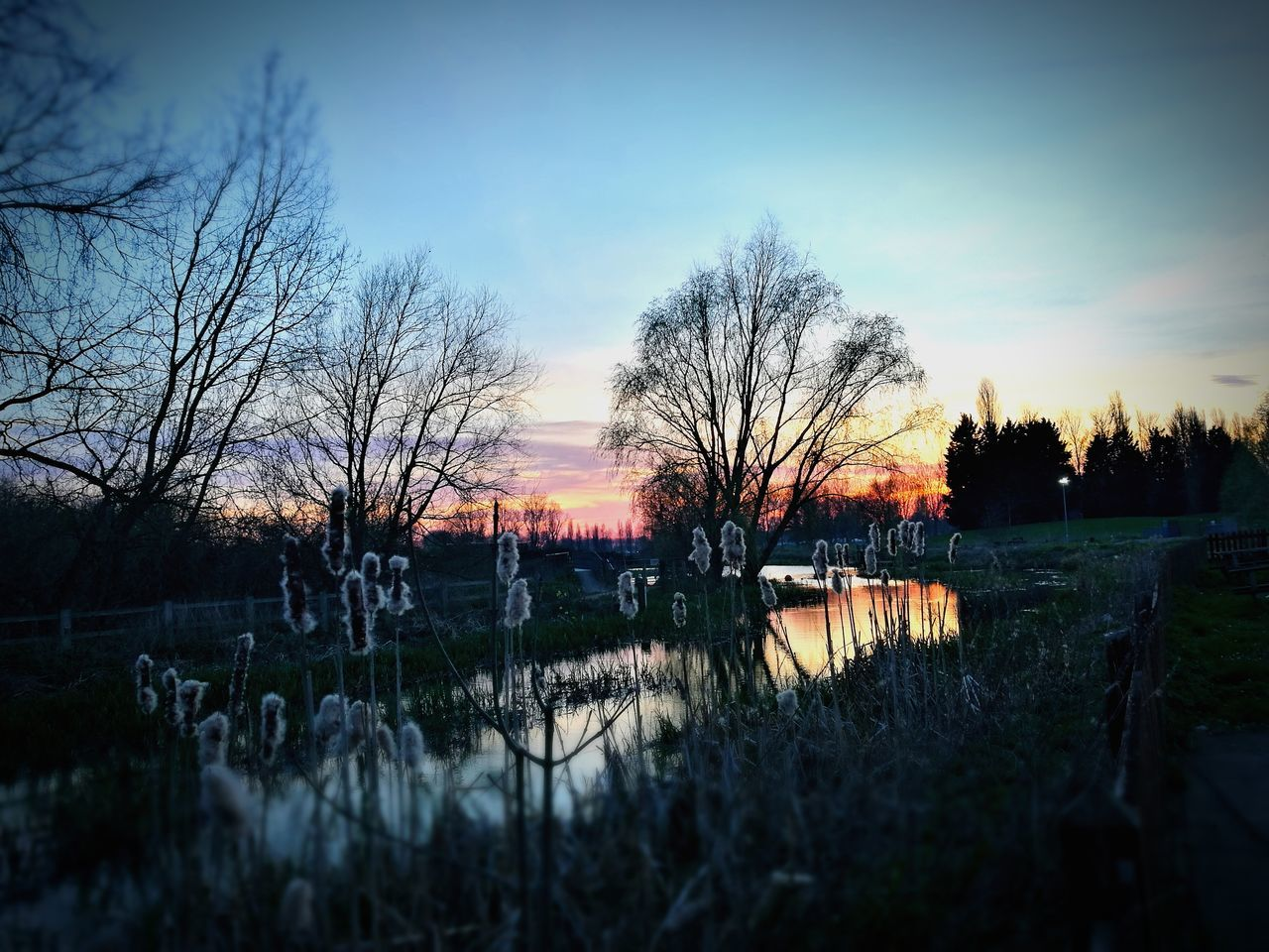 When The Sun Goes Down! Lake Nature Sky Water Spare Time Beauty In Nature Reflection Window To The World No People Dreedom Colors Of Nature Northampton