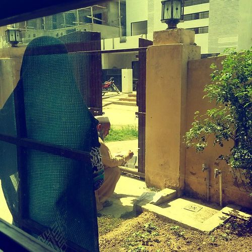 Islamabad Pakistan Reflection Reflectstagram Man Woman Girl Black Daytime Work AllInADaysWork Window Observes Observation Looking Love Instagood Follow Photooftheday Beautiful Happy Picoftheday Instadaily Summer Instalike bestoftheday
